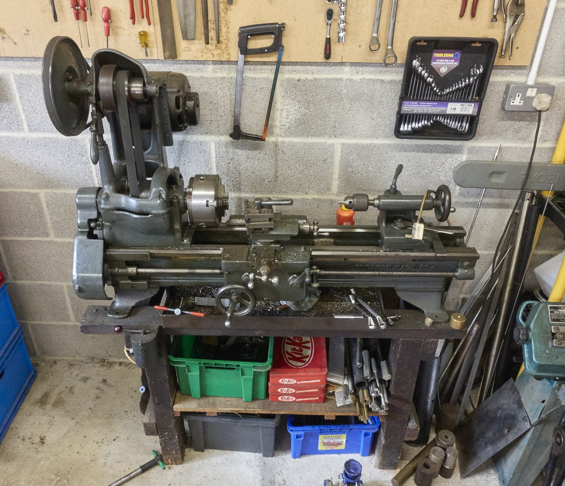 Mini Lathe - Page 2 - Ariel Owners MotorCycle Club