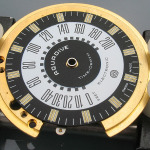 Aquadive Model 50 Pressure Gauge Plate and Dial