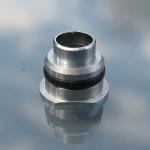 Aquadive Model 50 Pressure Gauge Orifice