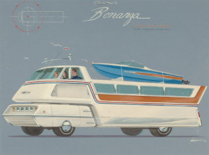 GM Bonanza as designed by Richard Arbib