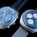 Baume and Mercier Tronosonic Chrono and Omega Speedsonic