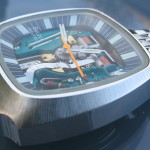 Accutron 214 Anniversary Spaceview 1975