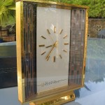 Accutron 214 Art Deco M7 Clock