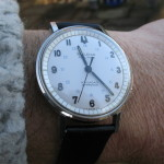Accutron 214 Railroad