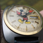 Bulova Accutron 2182 N5 Mickey Mouse