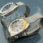 Bulova Accutron Snorkel Deep Sea 96B208 and 2182