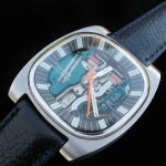 Accutron Spaceview Case 214H N3