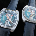Accutron Spaceview Twins