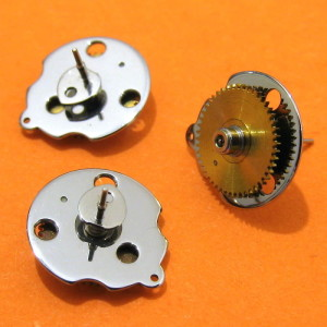 ESA 9210 Chronograph Counters. Main centre second chronograph counter on the right.