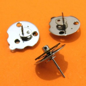 ESA 9210 Chronograph Counters. Main centre second chronograph counter at the bottom.