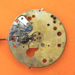 ESA 9210 Main Plate 100 Dial Side