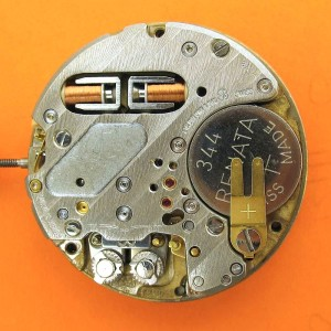 ESA 9210 Oscillator Side Built Up