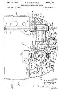 Elgin 722 Patent