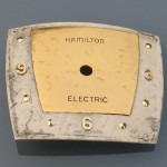 Unrestored Hamilton Everest Dial