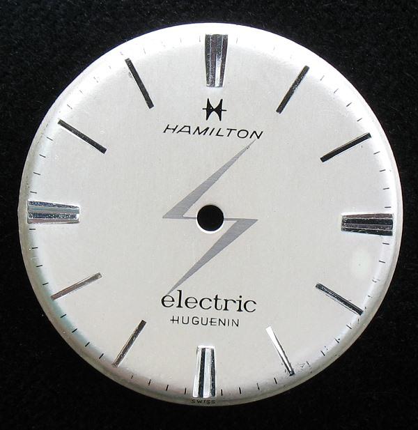 Hamilton Huguenin Dial