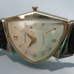 Hamilton Pacer; Cal. 500; 1958. Very original example and a daily wearer of mine.