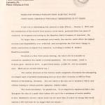 Hamilton Project X Press Release 1