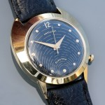 Hamilton Spectra 14K Solid Gold; Screw down back; 34mm diameter incl. crown; Cal. 500; 1960ish