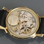 Hamilton Van Horn; Calibre 500; 14K Gold Case; 1957.