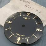 Hamilton Van Horn Black Dial