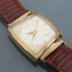 Hamilton Vega; Calibre 505; 10K Gold Filled Case; 1965.