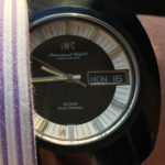 IWC Edison Electronic Hard Metal Case