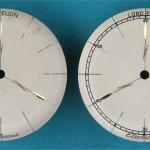Elgin Dial Designs ©John Runciman, FNAWCC