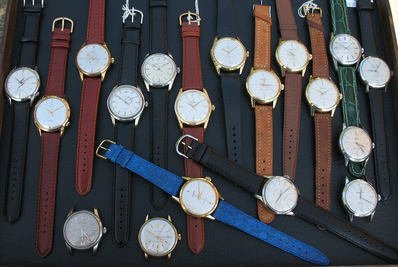 Landeron 4750 Based Watches
