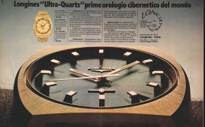 Longines Advert Olympics Munich 1972