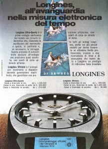 Longines Advert Olymics Munich 1972