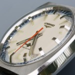 Longines Ultra-Quartz Steel Round Dial