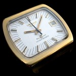 Longines Ultra-Quartz Gold Square Dial