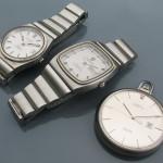 Omega 720Hz Megasonic Pocket Watch