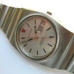 Omega Constellation Megaquartz 32 KHz; Cal. 1310, 1975