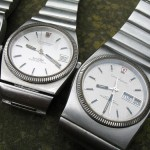 Omega Constellation Megasonic 720 Hz and Megaquartz 32 KHz