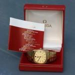 Omega f300 Geneve Gold