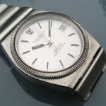 Omega Megasonic Constellation Steel Cal 1220 (198.0047)
