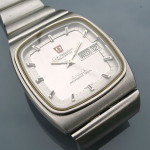 Omega Megasonic Constellation Steel Cal 1230 (198.0048)