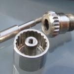 Omega Speedsonic Chrono Pusher Assembly used on Baume and Mercier Tronosonic Chrono