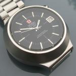 Omega f300 Cone Black Dial (198.012)