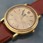 Omega f300 Constellation 18K Gold (198.0022)