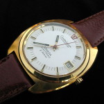 Omega f300 Constellation Gold 198.002