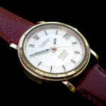 Omega f300 Constellation Gold Capped (198.0022)