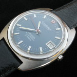Omega f300 Constellation Steel 198.002