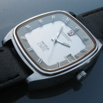 Omega f300 Constellation Steel Square (198.0027)