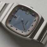Omega f300 Constellation Steel Square (198.0028)