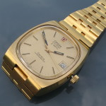 Omega f300 Geneve Gold Square (198.0070.169)