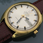 Omega f300 Electronic Gold Plate (198.0045)