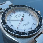 Omega f300 Seamaster 120m Silver Dial (198.0005)