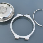 Omega f300 Seamaster Cone (198.0008) Case, Ring and Bracelet parts from New Old Stock example